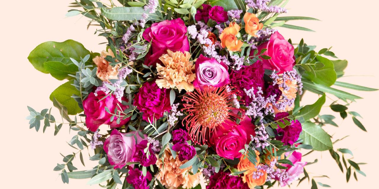 Alle Frauen haben Blumen verdient