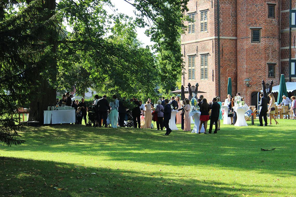 Hochzeit bei Bringezu