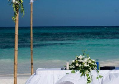 Strand Hochzeit