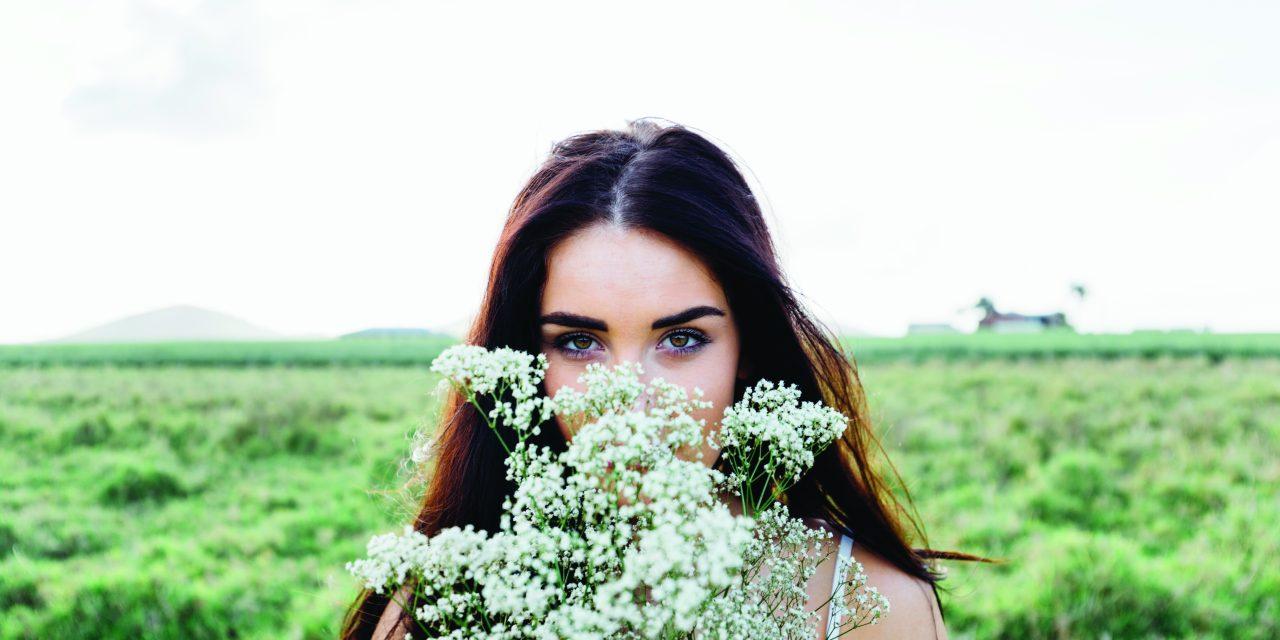 Blumendeko mit Stil