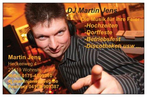 Martin Jens