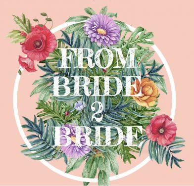 From Bride 2 Bride – DER Hamburger Hochzeitsflohmarkt