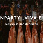 Viva España – Spanische Küchenparty