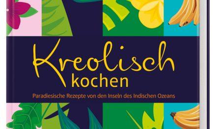 """Gewinnen Sie 2x 1 Buch """"Kreolisch kochen"""""""