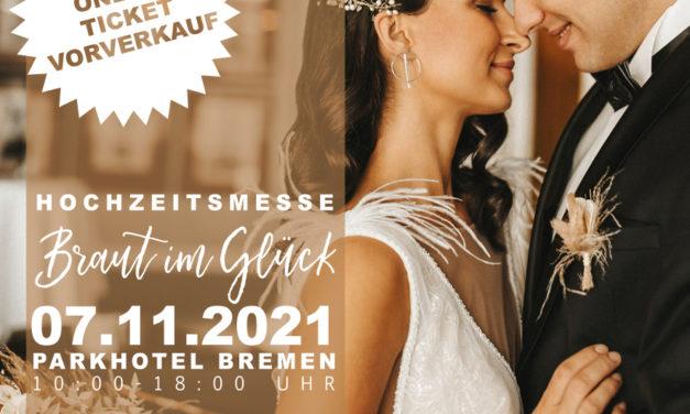 Braut im Glück Hochzeitsmesse von Sara Terveen