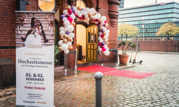 Die Hochzeitsmesse Brides & Grooms 2022